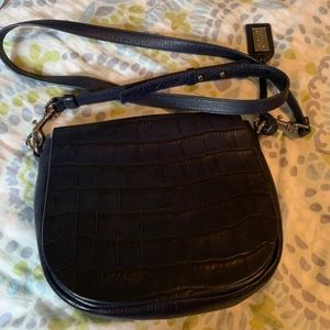 Badgley Mischka Leather Bag